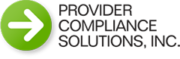 Provider Compliance Solutions, Inc